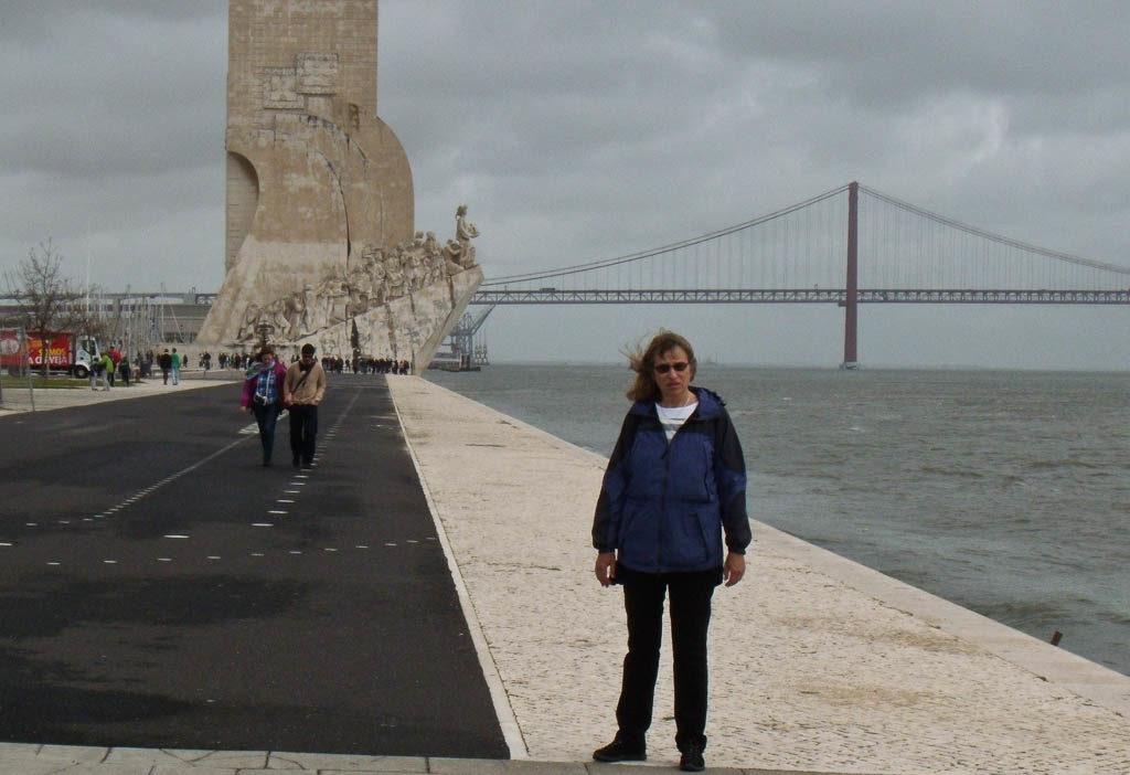Lisbon Monument Ann
