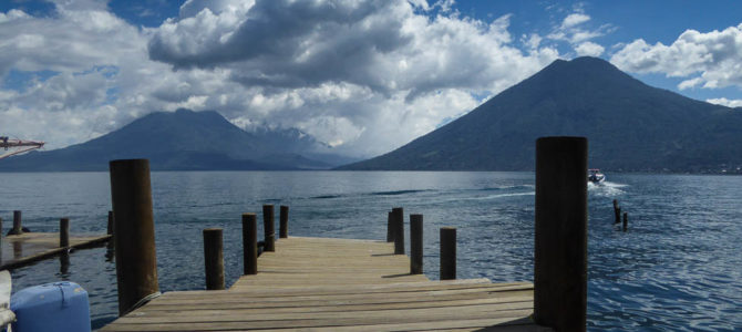 Guatemala – Exploring Lago De Atitlan Part 2