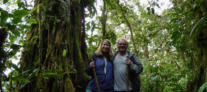 Los Angeles Cloud Forest, Atenas, Grecia, and Wrap-up of San Ramon, Costa Rica