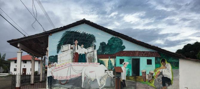 Boquete, Panama to Pedasi, Panama
